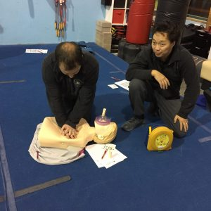 Adult CPR/AED and First Aid Course