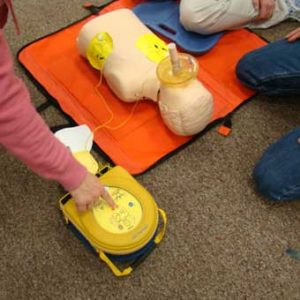 Adult, Child, Infant CPR/AED Course