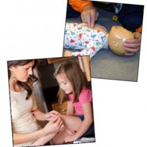 Pediatric CPR and First Aid Course