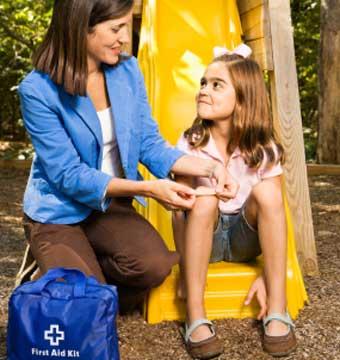 pediatric cpr training